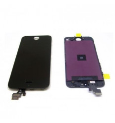 iPhone 5 compatible display lcd with black touch screen