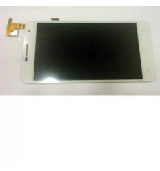 Doogee dg750 pantalla lcd + táctil blanco original