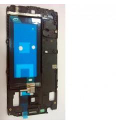 Samsung Galaxy A3 A300 A3000 carcasa frontal negro original