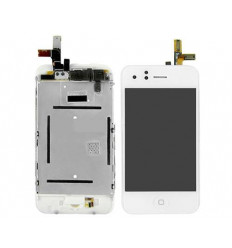 iPhone 3G blanco lcd completo
