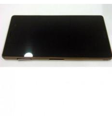 Sony Xperia Z3 D6603 D6643 D6653 pantalla lcd + táctil negro