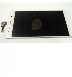 Bq X5 original display lcd with white touch screen FPC-S9072