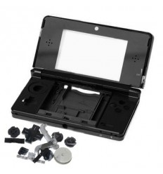 Nintendo 3DS black shell