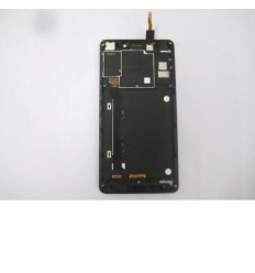 Lenovo K3 Note K50-T5 pantalla lcd + táctil negro + marco or