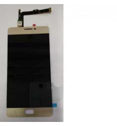 Lenovo Vibe P1 pantalla lcd + táctil dorado original