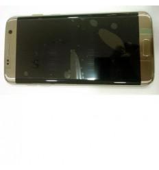 Samsung Galaxy S7 Edge SM-G935F pantalla lcd + táctil dorado