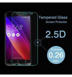Asus Zenfone 2 protector cristal templado