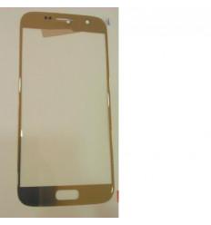 Samsung Galaxy S7 SM-G930F original gold lens