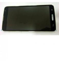LG G Pro Lite D680 D682 pantalla lcd + táctil negro + marco