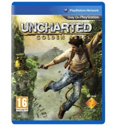 PS Vita Uncharted: Golden Abyss