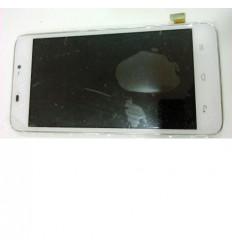 Huawei Ascend G630 pantalla lcd + táctil blanco + marco orig