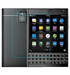 Blackberry Q30 Passport protector cristal templado