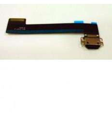 iPad Mini 4 flex conector de carga negro original