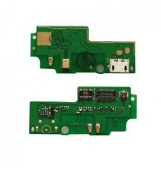 Huawei Honor 3X G750 flex conector de carga micro usb origin