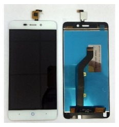 Zte Blade x3 A452 original display lcd with white touch scre