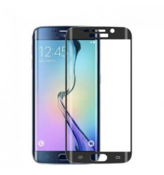 Samsung Galaxy S7 Edge SM-G935F black curved tempered glass
