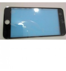 iPhone 6S plus cristal táctil negro + marco frontal