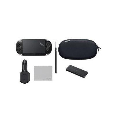 Ps Vita travel accesories kit