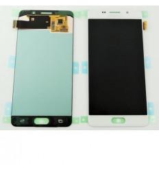 Samsung Galaxy A5 2016 A510F pantalla lcd + táctil blanco or