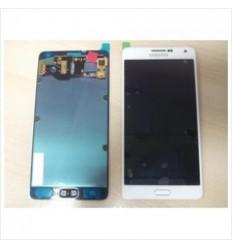 Samsung Galaxy A7 SM-A700F A7000 pantalla lcd + táctil blanc
