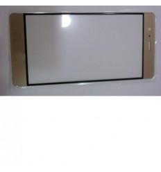 Huawei Ascend P9 cristal para el tactil dorado original
