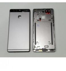 Huawei Ascend P9 carcasa central + tapa de batería negro