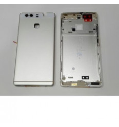 Huawei Ascend P9 white middle frame with battery cover