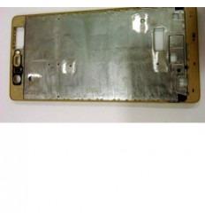 Huawei Ascend P9 carcasa frontal dorado original