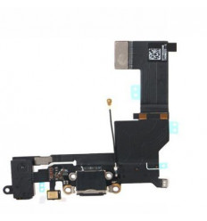 iPhone SE flex conector de carga negro original