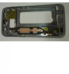 Samsung Galaxy S7 SM-G930F carcasa frontal negro original