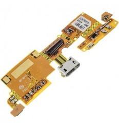 ZTE Blade V6 D6 X7 flex conector de carga micro usb original
