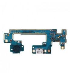 HTC One A9 flex conector de carga micro usb + microfono orig