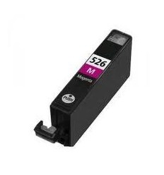 Recicled cartridge Canon CLI-526M Magenta