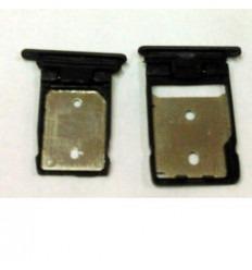 Htc One A9 set 2 piezas soporte sim y memoria negro original