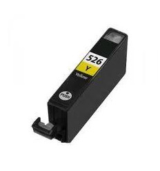 Recicled cartridge Canon CLI-526Y Yellow