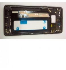 Samsung Galaxy Note 7 SM-N930F marco central negro + flex vo