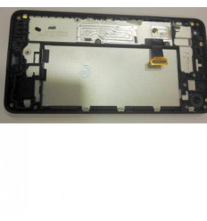 Nokia Microsoft Lumia 650 pantalla lcd + táctil negro + marc