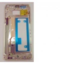 Samsung Galaxy Note 7 SM-N930F marco central blanco + flex v