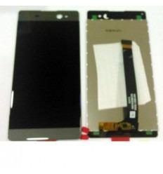 Sony XPeria C6 XA Ultra F3211 F3212 F3213 F3216 original display lcd with black touch screen