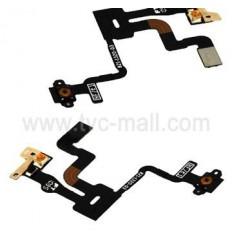 iPhone 4s flex boton on/off y sensor lumiosidad original