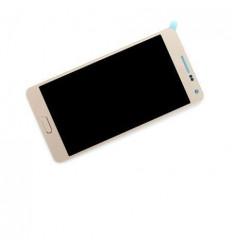 Samsung Galaxy A5 A500F A500FU pantalla lcd + táctil dorado