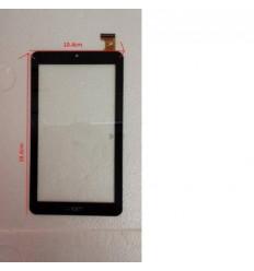 Acer Iconia One 7 B1-770 pantalla táctil negro original