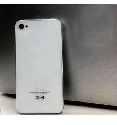 Kit illuminated logo Iphone 4 white