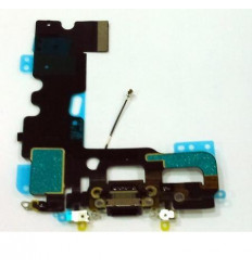 iPhone 7 flex conector de carga gris + microfono original