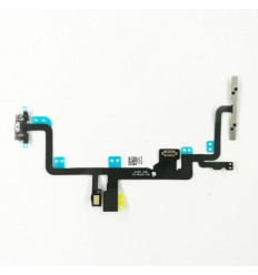 iPhone 7 plus flex on off + volumen + microfono + flash orig