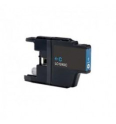Recicled cartridge Brother LC1240 Cyan