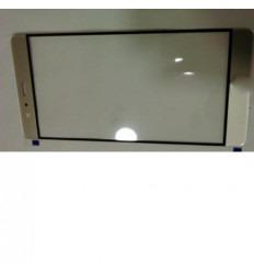 Huawei Ascend P9 plus cristal para el tactil dorado original