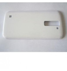 low priced 96a0b 6ccd2 lg k7 tribute 5 ls675 x210 silver battery cover