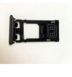 Sony Xperia X (2016) F5121 F5122 soporte sim y memoria negro