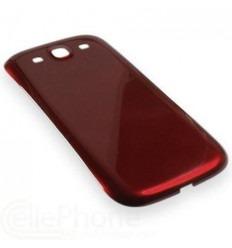 Samsung Galaxy S3 I9300 Tapa Bateria rojo
